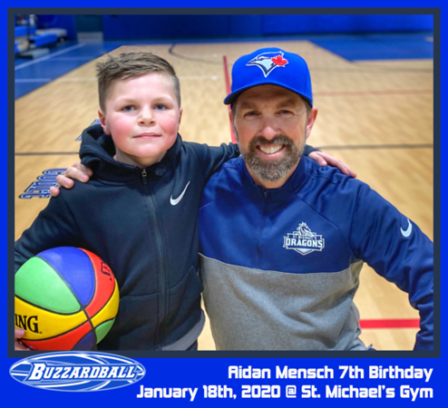 Aidan Mensch 7th Birthday | JANUARY 18TH, 2020