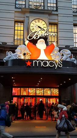 2016 New York City - Christmas Week