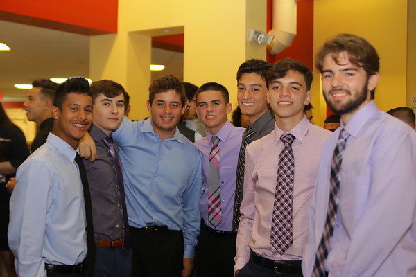 Doral Academy Class of 2019 Ring Ceremony