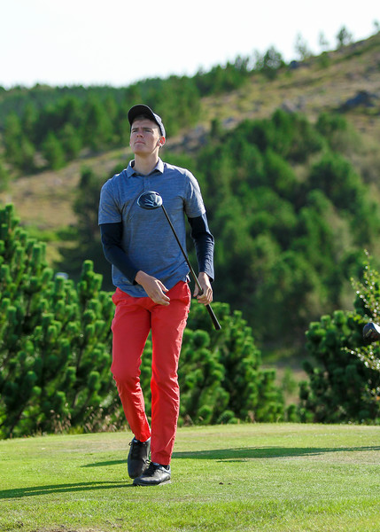 GR, Sigurður Már Þórhallsson Íslandsmót í golfi 2019 - Grafarholt 2. keppnisdagur Mynd: seth@golf.is