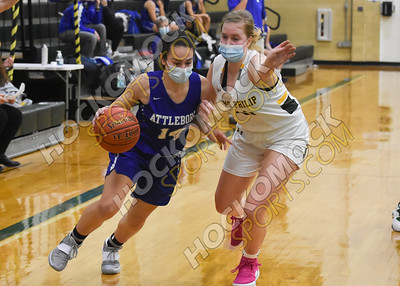 King Philip - Attleboro Girls Basketball 1-31-21
