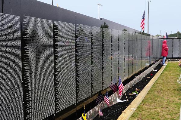 2010-06-13 Traveling Vietnam Wall, Lynbrook