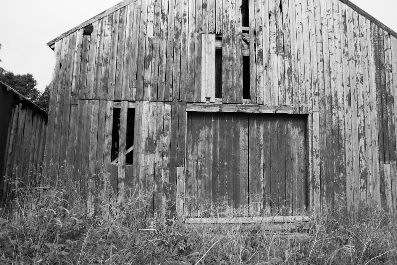 ...and a barn.
