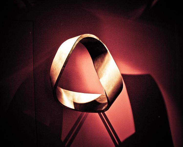 Mobius Strip, Nobel Museum
