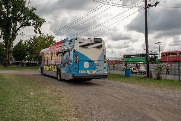 Bus at Fair