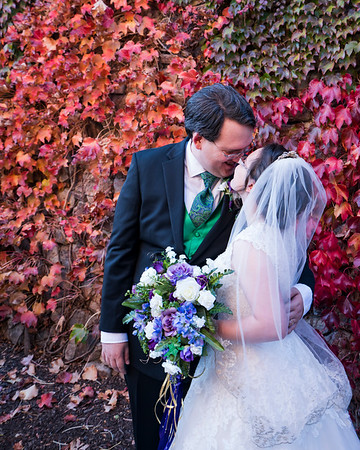 Sara & James Wedding