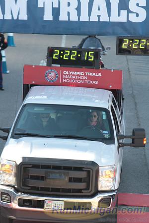 Women Finish- 2012 US Olympic Trials Marathon