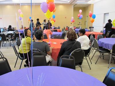 2015 Volunteer Appreciation Brunch