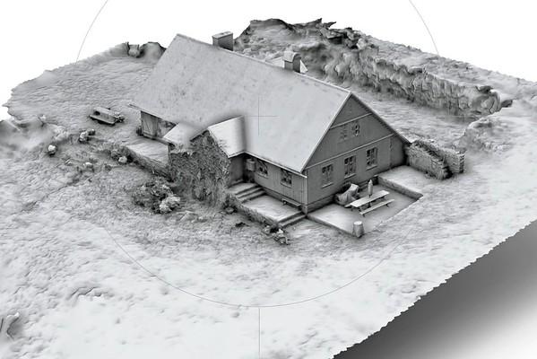 3D ukázky