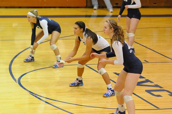 10/28/2010 Varsity Volleyball