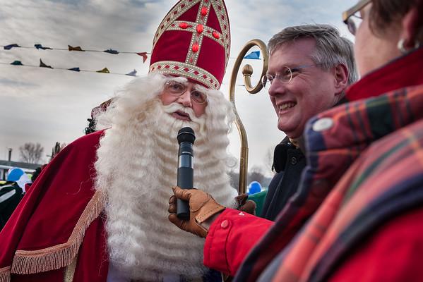 Sinterklaas intocht 2010 - Intocht en Feest