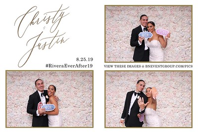 Christy & Justin @ The Piermont
