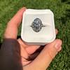 1.75ctw Edwardian Toi et Moi Old European Cut Diamond Ring  20