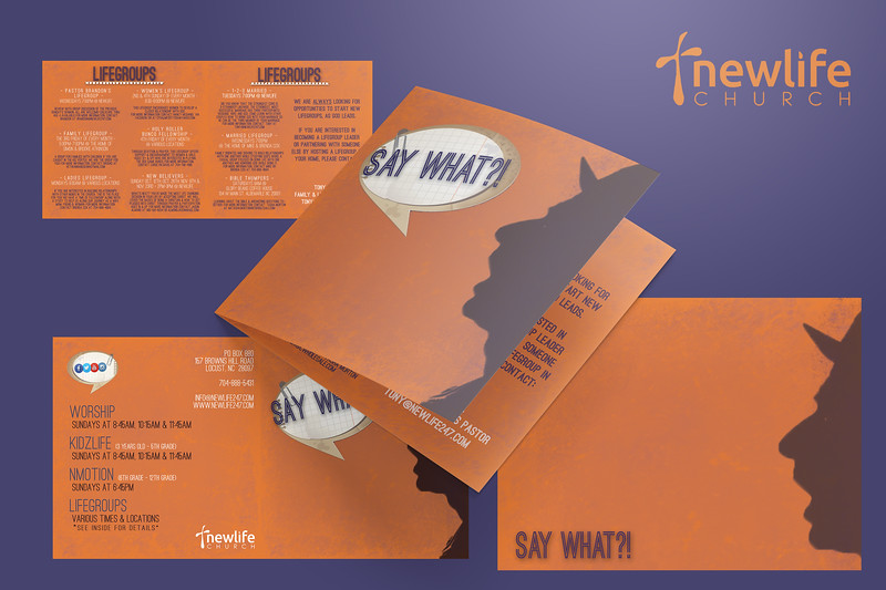 Say What?! Series Branded Samples