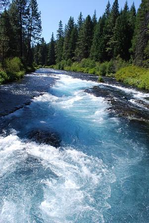 Metolius River Trip 2008