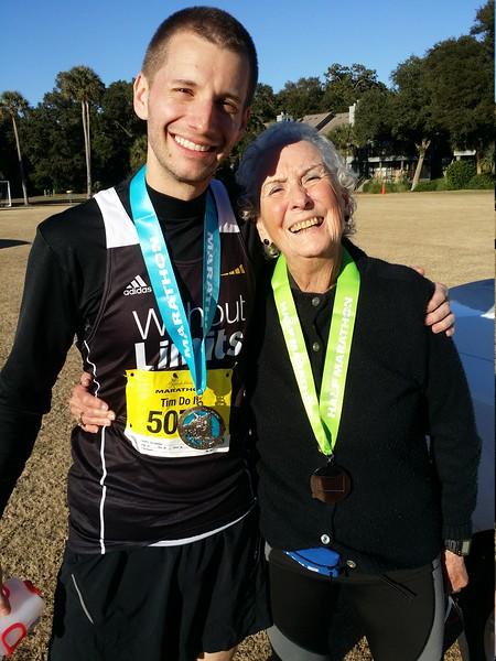 Kiawah Island Marathon 12/13/14