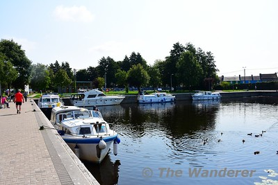 River Shannon & Lough Erne Cruise 2021 with Silverline Cruisers