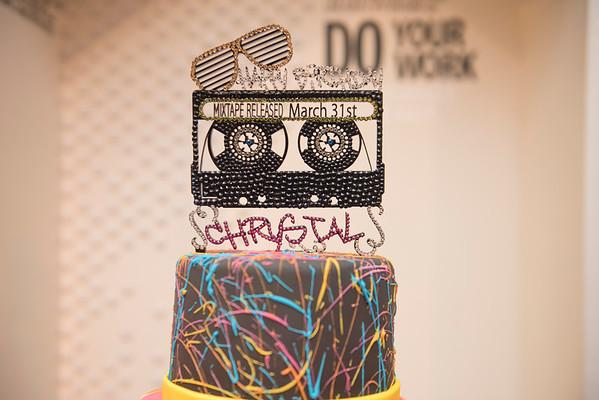 Chrystal Mixtake Party