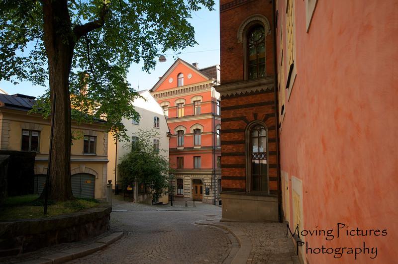 Stockholm - back streets of Gamla Stan