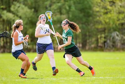 2017-05-13 Oxford Hills vs Westbrook Girls' Lacrosse