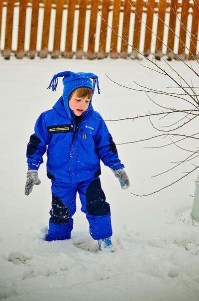 Dylan Snow December 2010