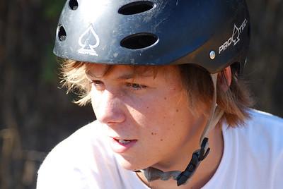 Biking 9.27.08 - Montavenia