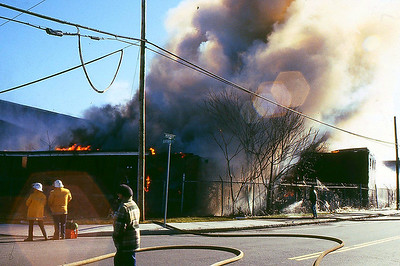 New Bedford, S Front St. 12/1985
