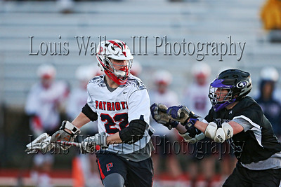 LAX Mt Hope at Portsmouth on 4/14/16