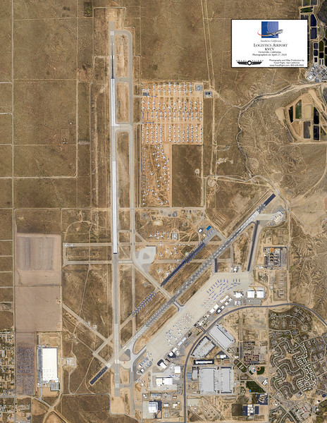Victorville Airport 27APR20