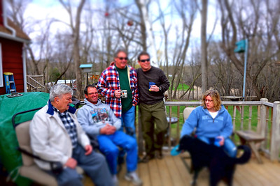 Minnesota Visit with the Ramptons/Kerrs