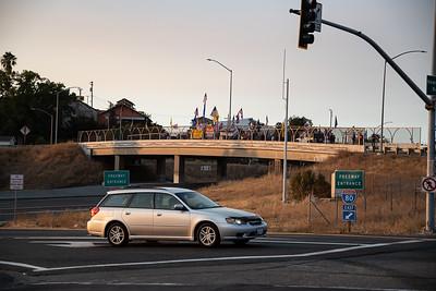 2020.10.16 - Newcastle MAGA Overpass