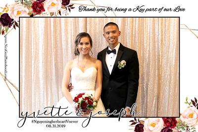 Yvette & Joseph 8/31/19