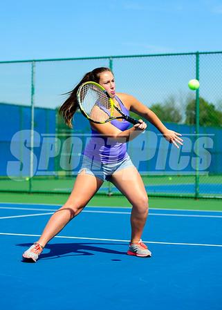 2014 PHSC Ladies Tennis