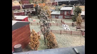 Model HO Trains - 1 of 2