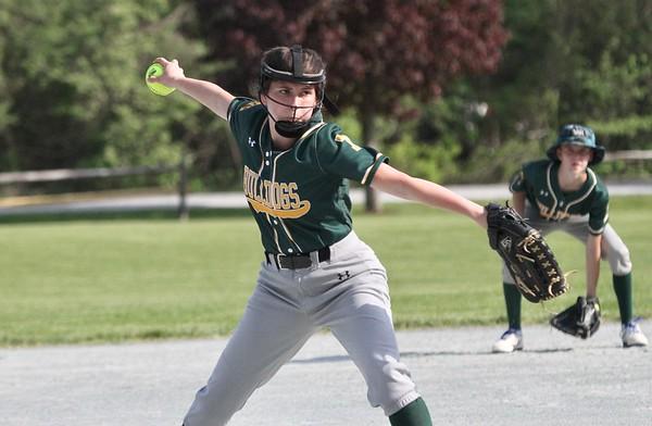 BBA Softball vs Long Trail photos by Gary Baker