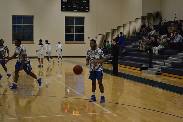 Prep Basketball at Trinity Episcopal