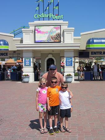 Cedar Point - 2012