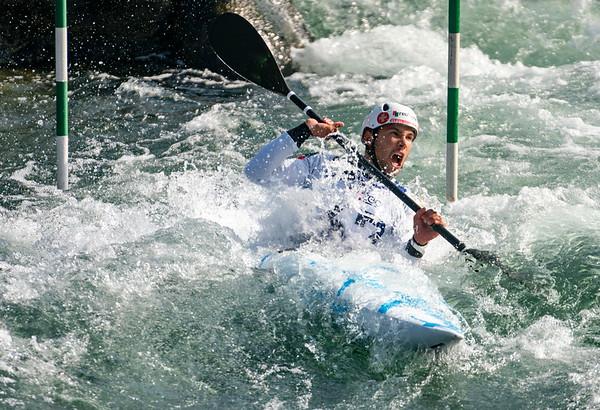 20 - 21 Oktober / Swiss Kayak Challenge 2018