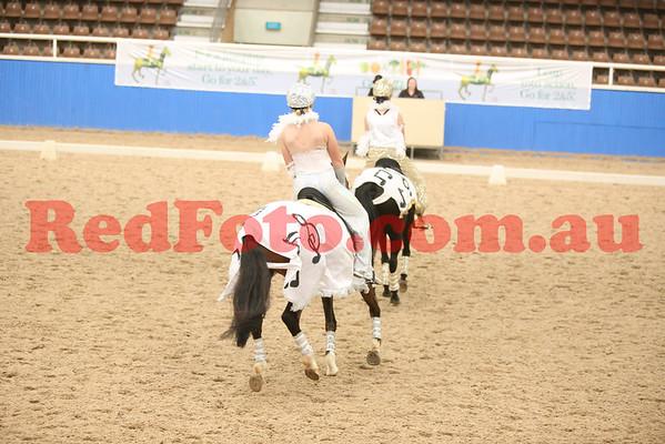 2014 08 23 PCAWA State Dressage Champs Pas DeDeux Ponies