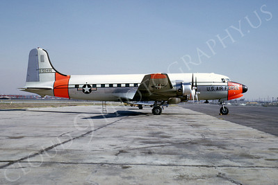 USAF Douglas C-54 Skymaster Military Airplane Pictures