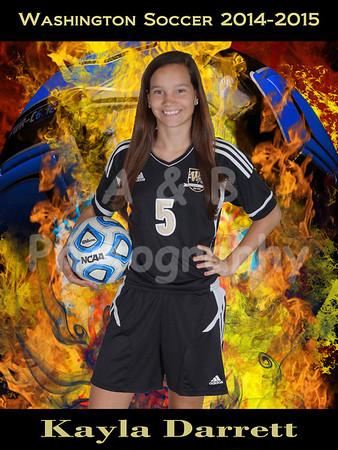 Washington Girls Soccer