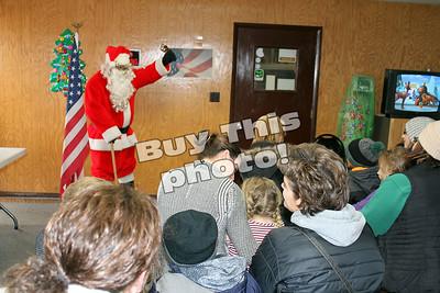 Greenwald Santa Day