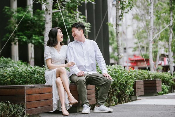 Marriage Registration 台北結婚登記+輕寫真|臺北市中正區戶政事務所
