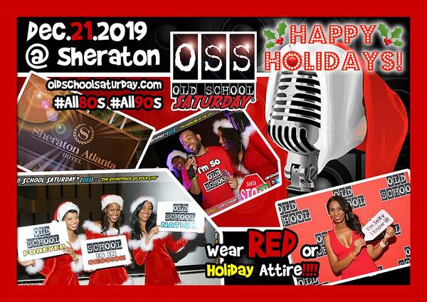 Dec-21-2019 OSS @ Sheraton ATL ::: ATL, GA, USA