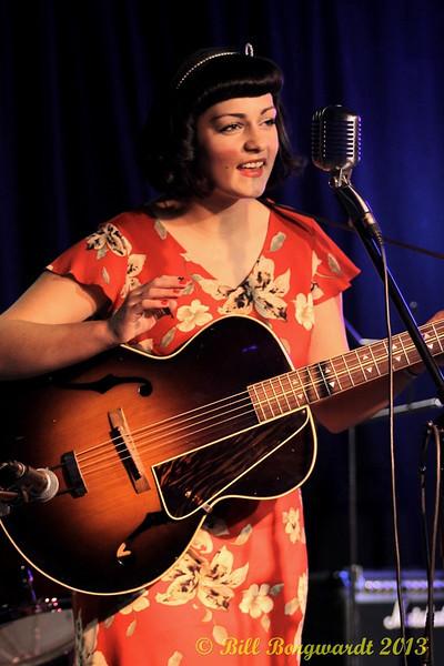 Kayla Hotte - Food Bank Fund Raising concert at the Blue Sky Cafe