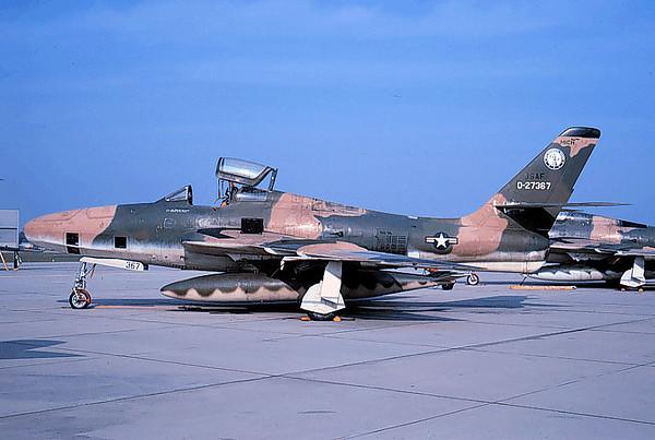 RF-84F Thunderflash
