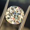 3.46ct Old European Cut Diamond GIA M, VS1 13