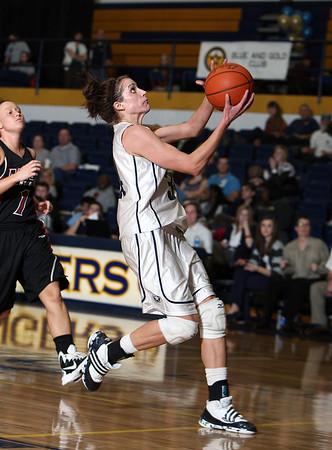 Mesa State vs Regis University (Women) - 01/28/2011