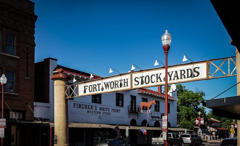 Fort Worth Stockyards 05-05-16.JPG