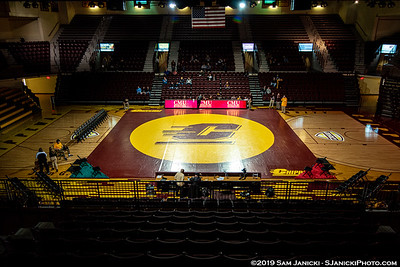 10-28-19 - Central Michigan Maroon & Gold Intrasquad